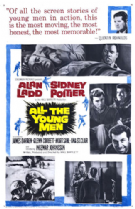 All the Young Men 1960 DVD - Alan Ladd / Sidney Poitier